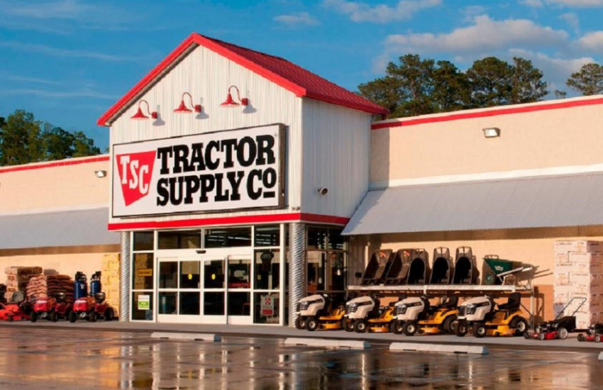 Tractor Supply Consumer Feedback Survey