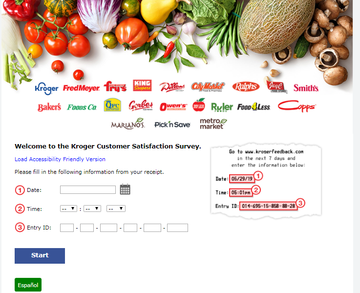 Roundy's Customer Experience Survey