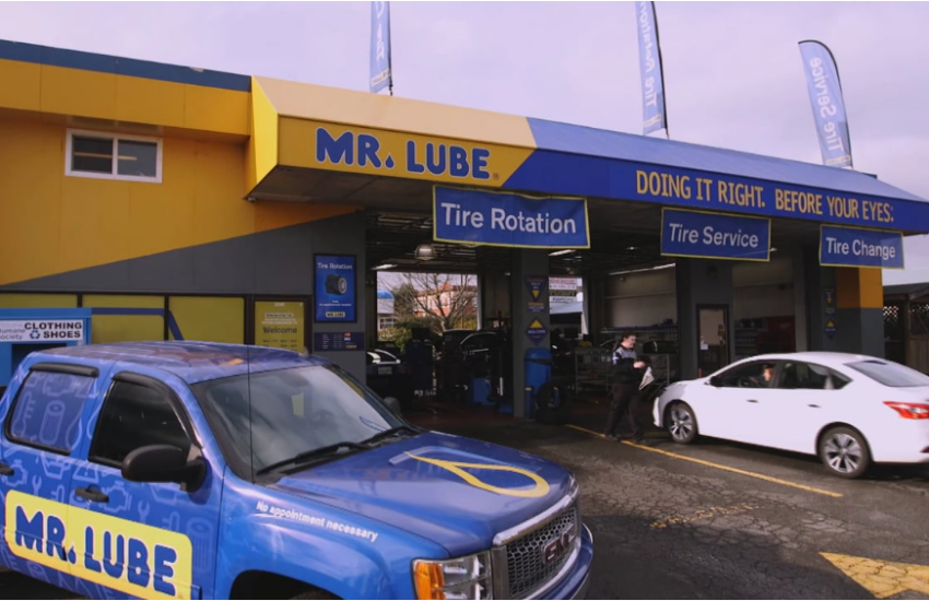 Mr. Lube Guest Experience Survey