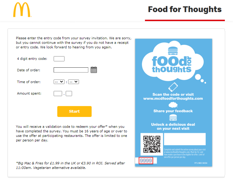 MCDFoodForThought Survey